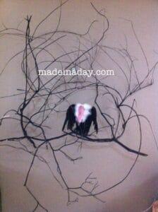 Easy Creepy Branches 1