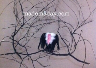 Easy Creepy Branches 16