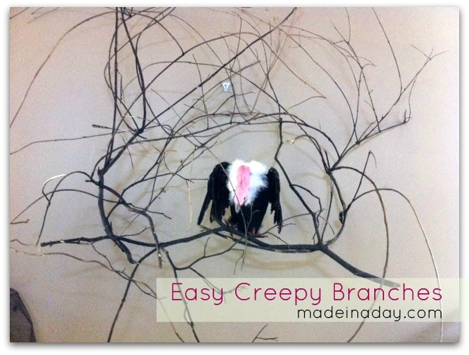 Easy Creepy Branches