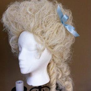 Instant Powdered Wig