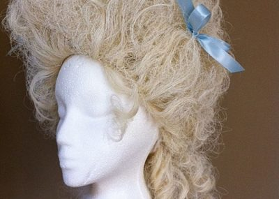 Instant Powdered Wig 10