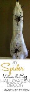 Spider Victim Egg 1