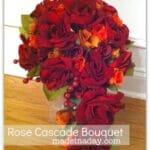 Gilded Rose Quartz Decorative Box Makeover 1