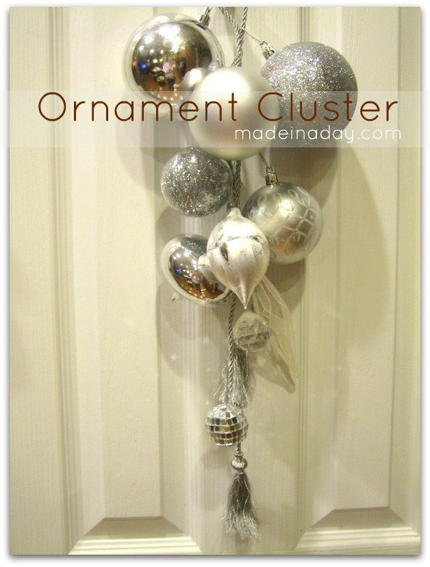 Ornament Swag