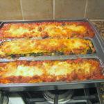 Spinach Lasagna & Trio Pan!