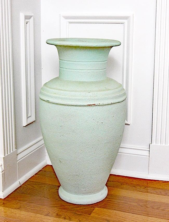 Natural Rope Vase Makeover 3