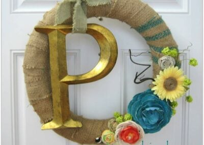 Spring Wreath Time!! 15