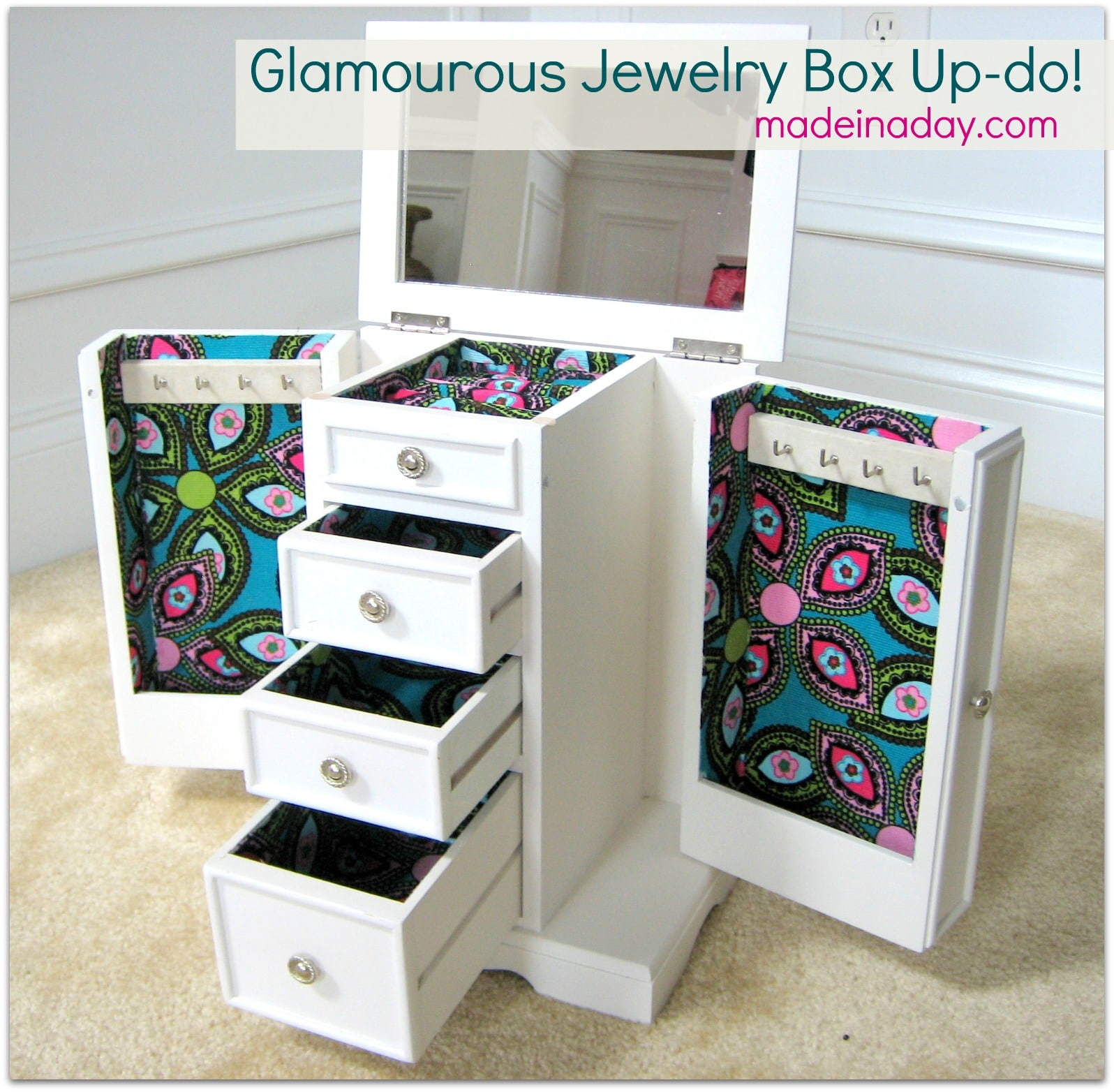 Reen Jewelry Box Home Decorating Ideas Interior Design