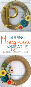 Spring Wreath Time!! 1