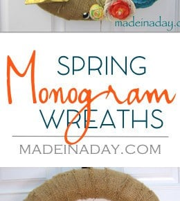 Spring Wreath Time!! 31