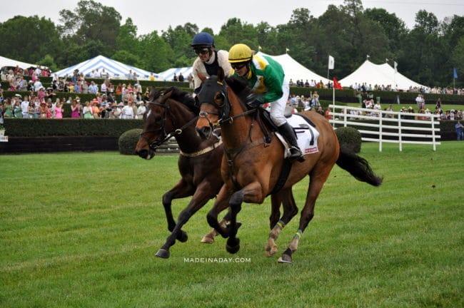 Queens Cup Horse race