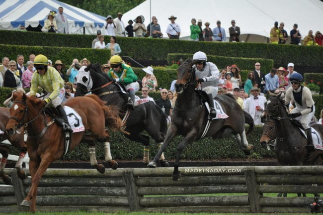 Queens Cup Steeplechase 2012