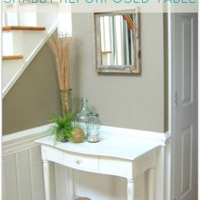Shabby Table DIY