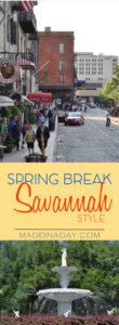 Spring Break Savannah Style 1
