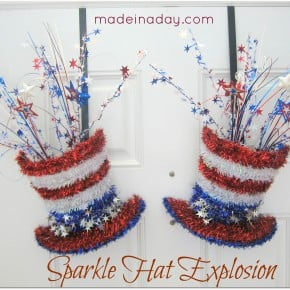 4th of july decoration