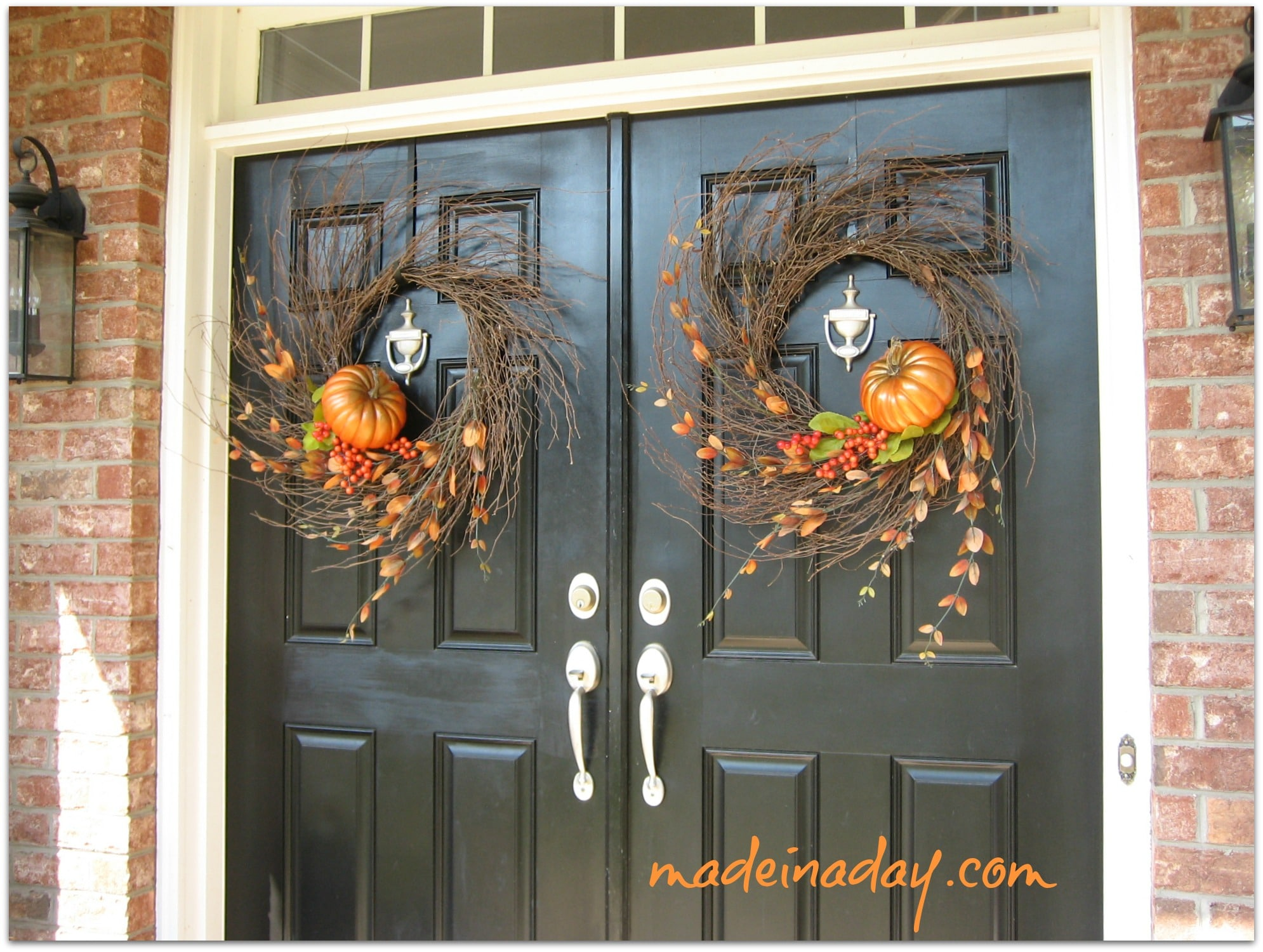 Autumn Wispy Wreath Tutorial