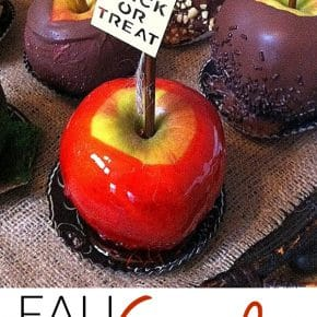 Fall Candy Apple Recipes 1