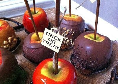 Fall Candy Apple Recipes 27