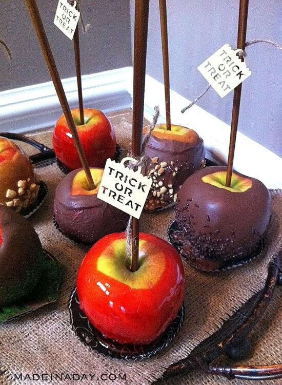Fall Candy Apple Recipes 3