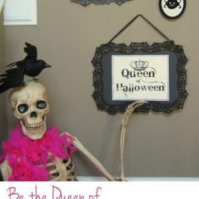 DIY Halloween Signs! 1