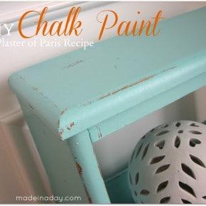 tiffany blue chalk paint