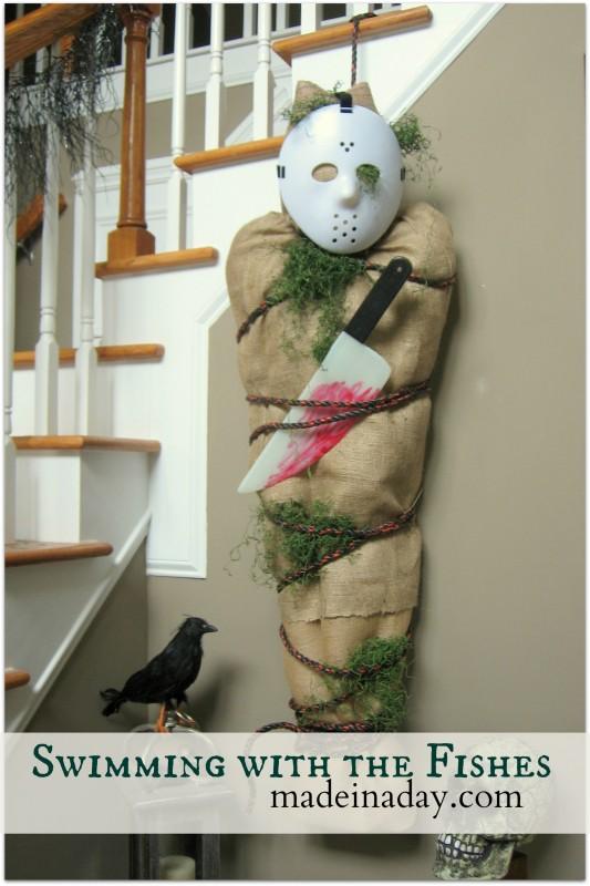 Corpse Halloween prop