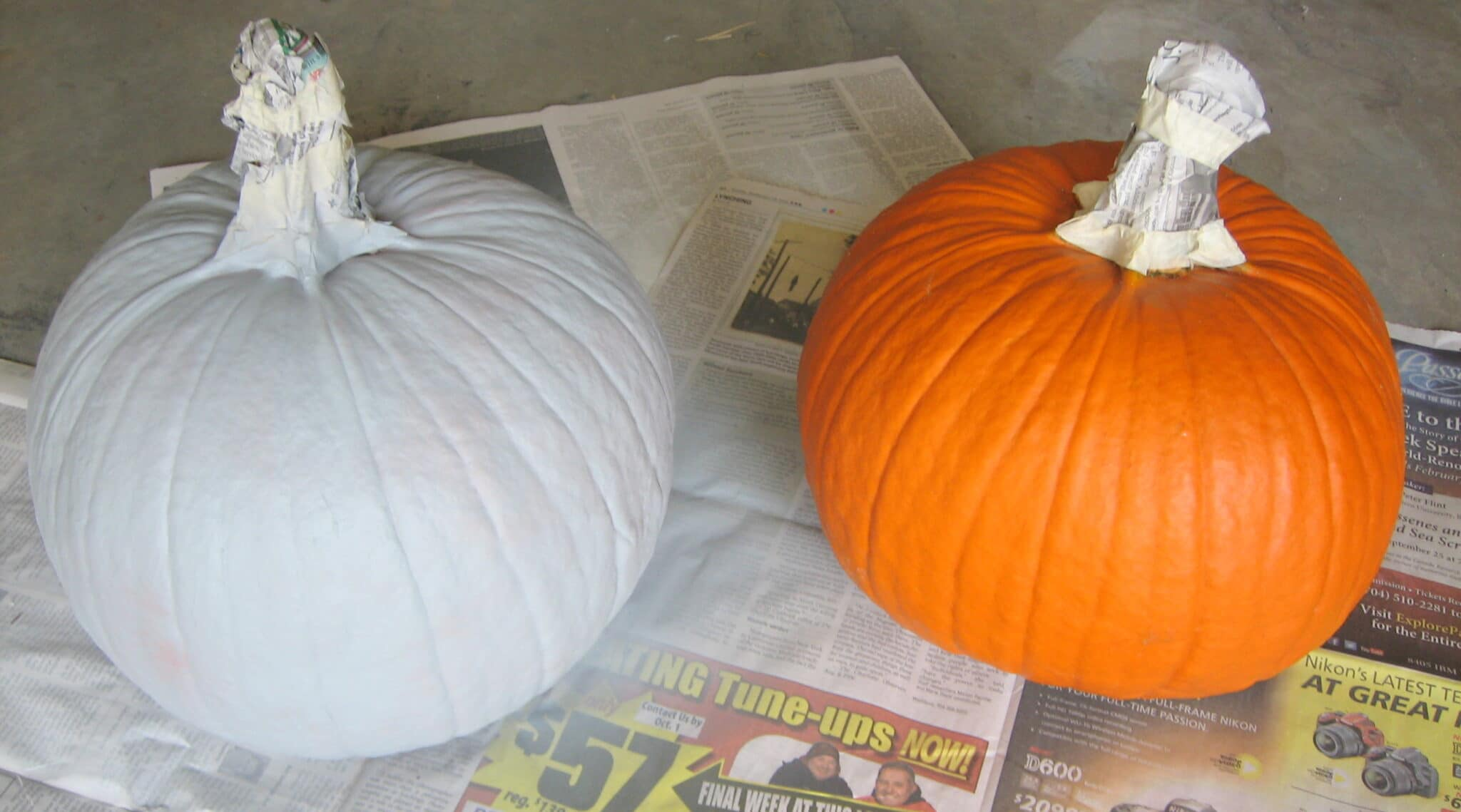 spray-paint-a-real-pumpkin