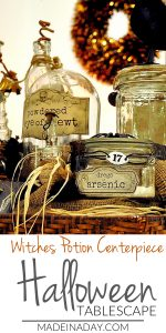 Deadly Witches Brew Pick Your Potion Centerpiece 1