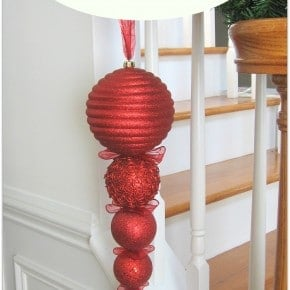 Stacked Ornament