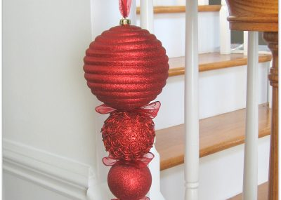Swanky Stacked Ornament 12