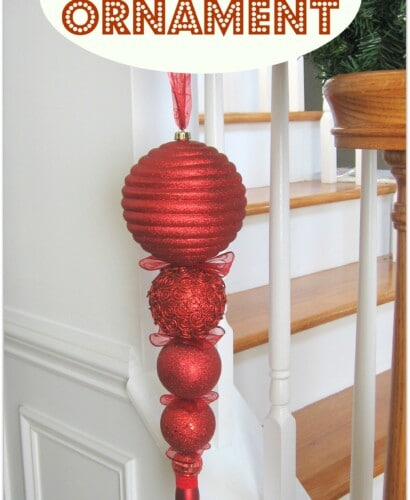 Swanky Stacked Ornament 33