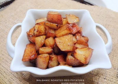 Oven Roasted Balsamic Red Potatoes Recipe 3