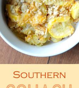 Southern Squash Casserole 1