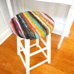 Make your own Kilim Throw Pillow Covers from a Rug 3