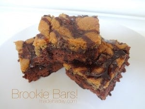 Brookie Bar recipe