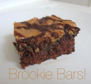 Brookie Bars