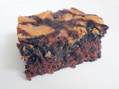 Brookie Bars Chocolate Chip Cookie Dough Brownie Recipe