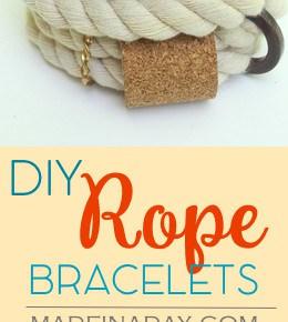 DIY Rope Bracelet 31