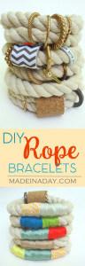 DIY Rope Bracelet 1