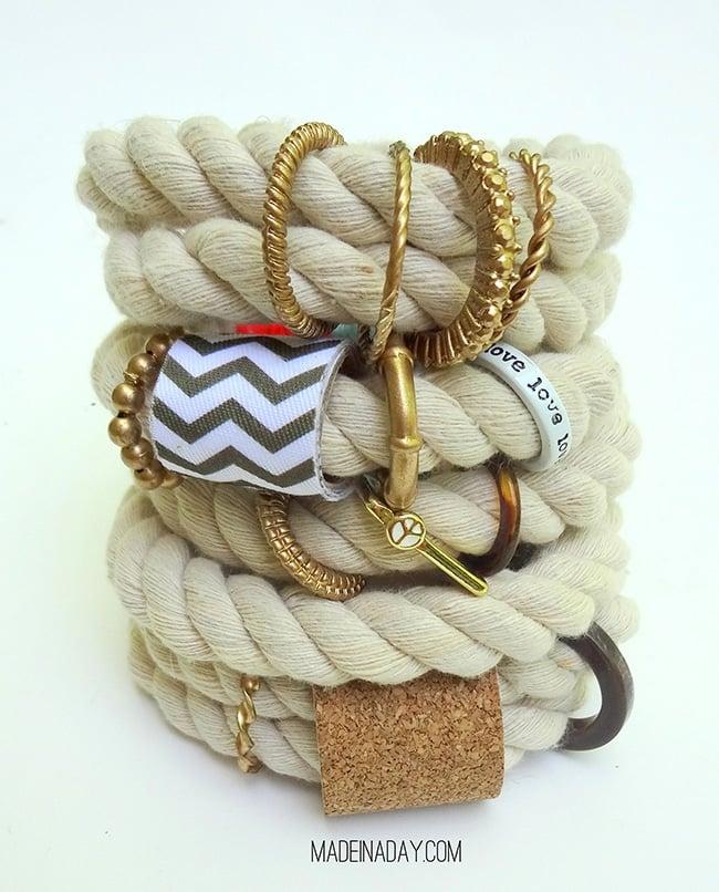 DIY Rope Bracelet