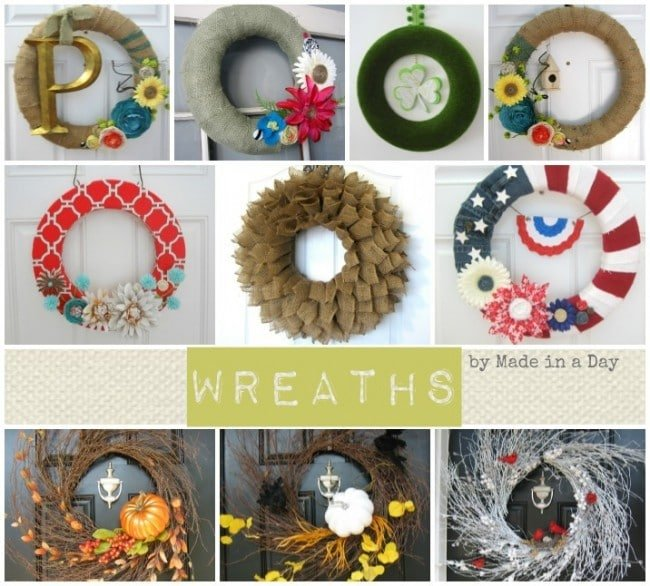 Wreaths Made in a Day
