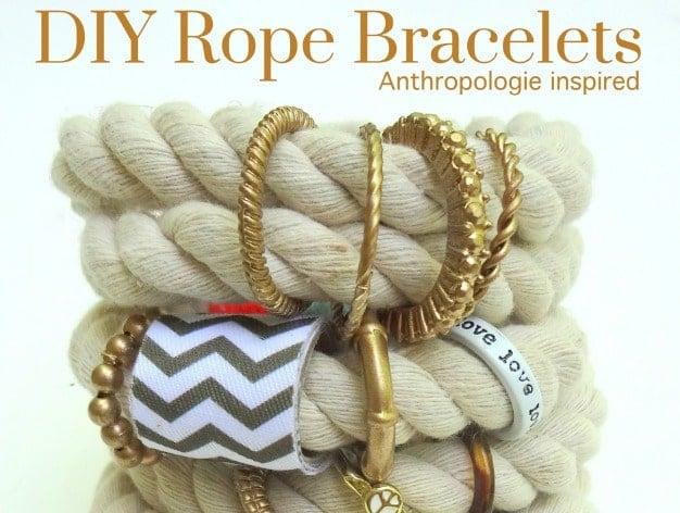 DIY Rope Bracelets-1