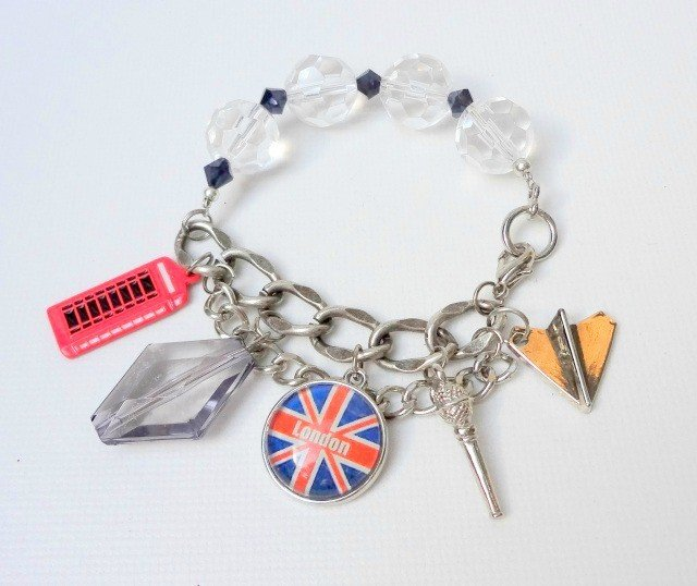 DIY One Direction Bracelet madeinaday.com