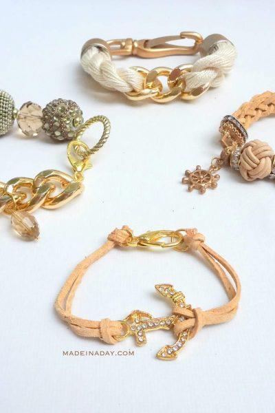 Charming Statement Bracelets