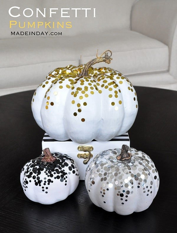 fall-gold-dot-metallic-pumpkin-madeinaday-com