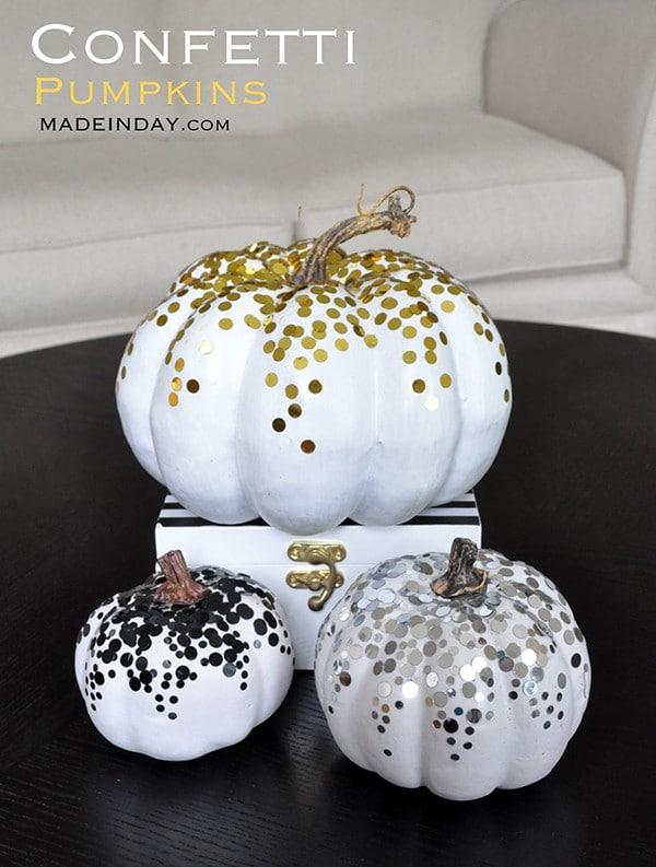 fall-gold-dot-metallic-pumpkin-madeinaday-com
