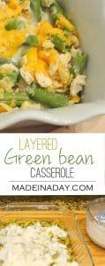 Not your Moms Green Bean Casserole 1