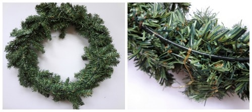 Square Wreath Tutorial