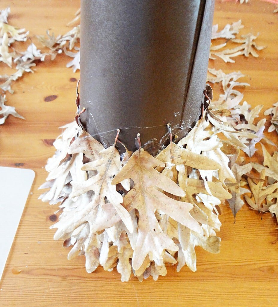 fall leaf craft