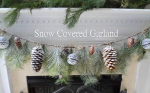 snow-covered-garland-pinecones